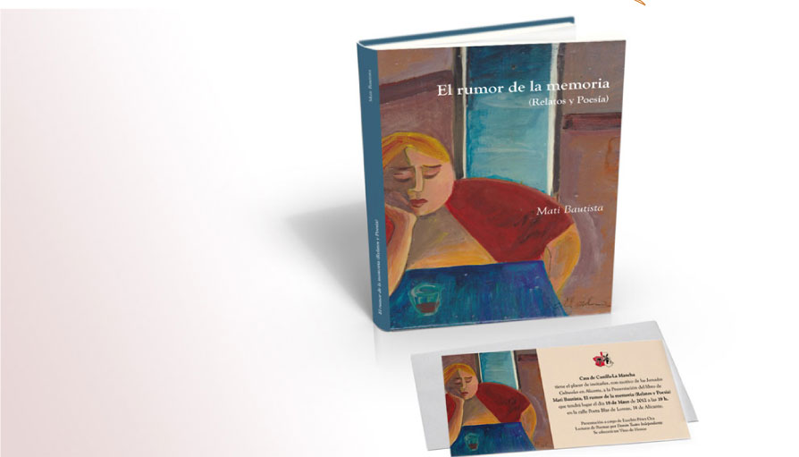 Diseño libro de poesía