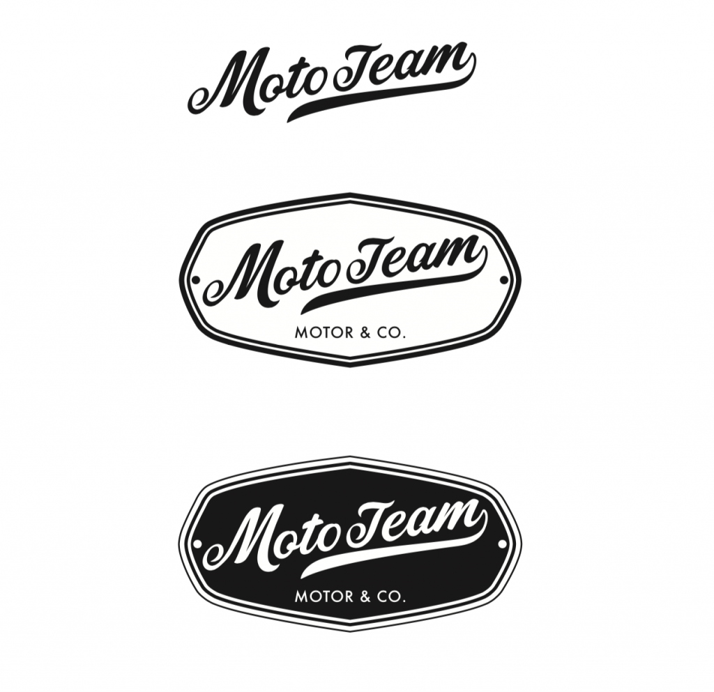 logo moto team